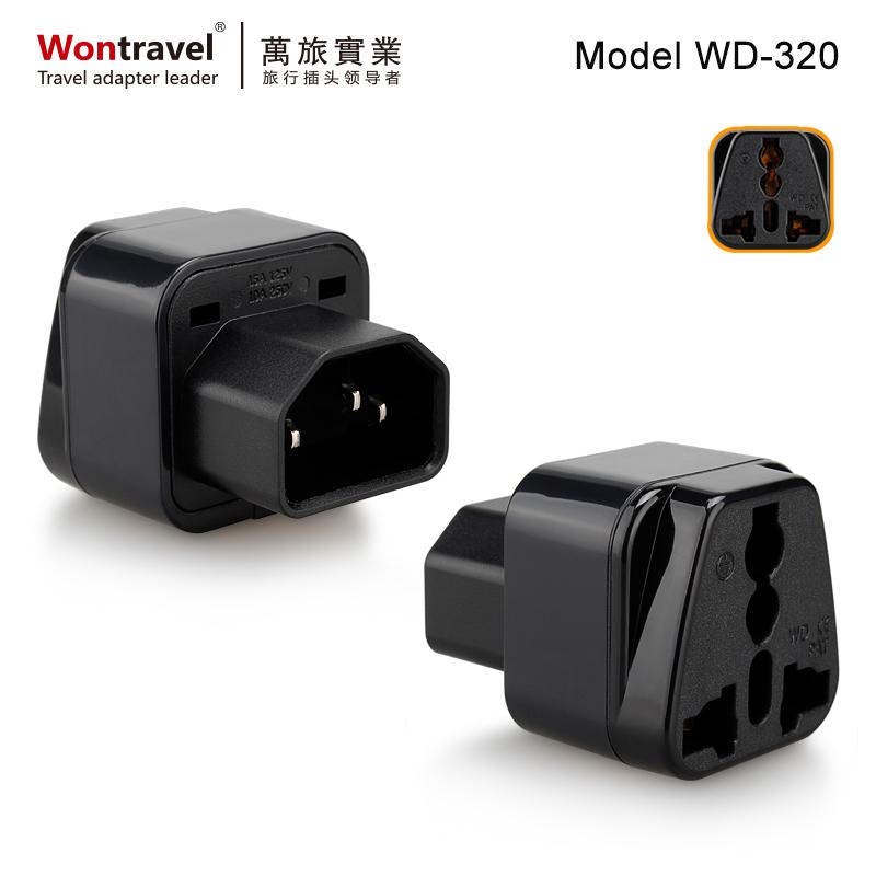 单头转换插头 WD-320