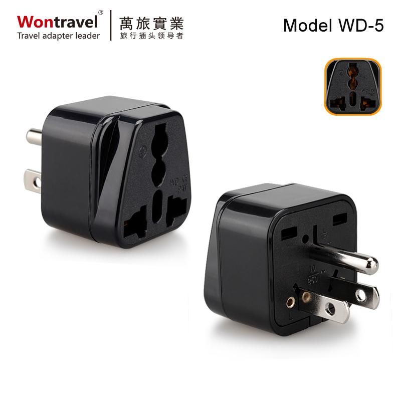 单头转换插座 WD-5