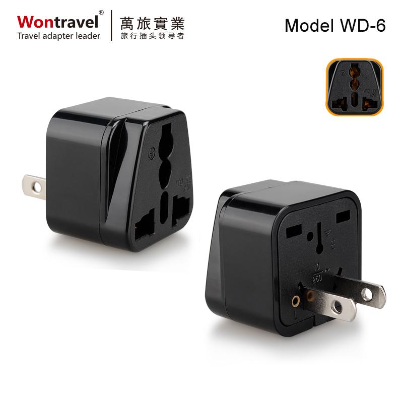 单头转换插座 WD-6
