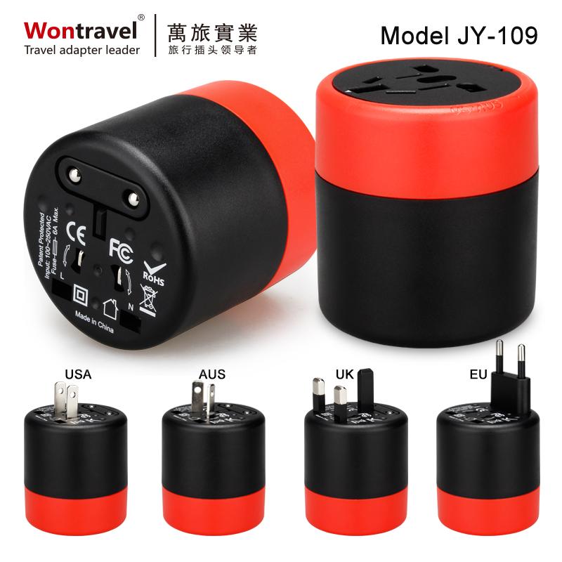 全球通用旅行转换插座 JY-109