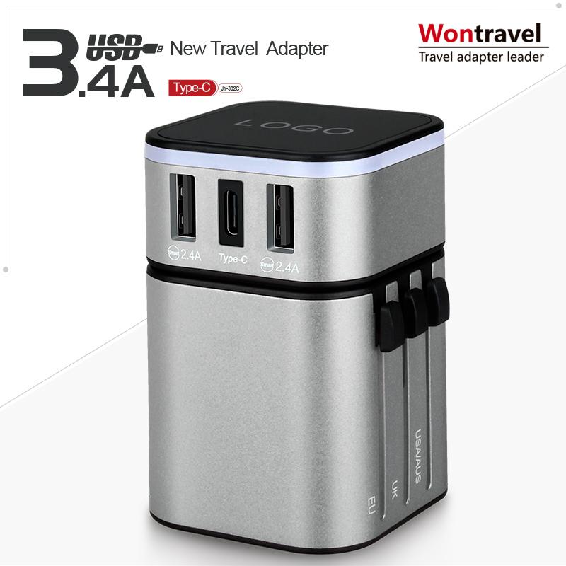 零售热销旅行充电器
